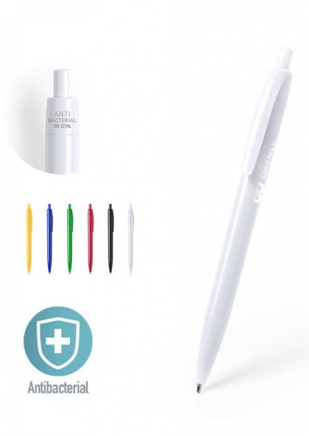 Antibakterieller Kugelschreiber