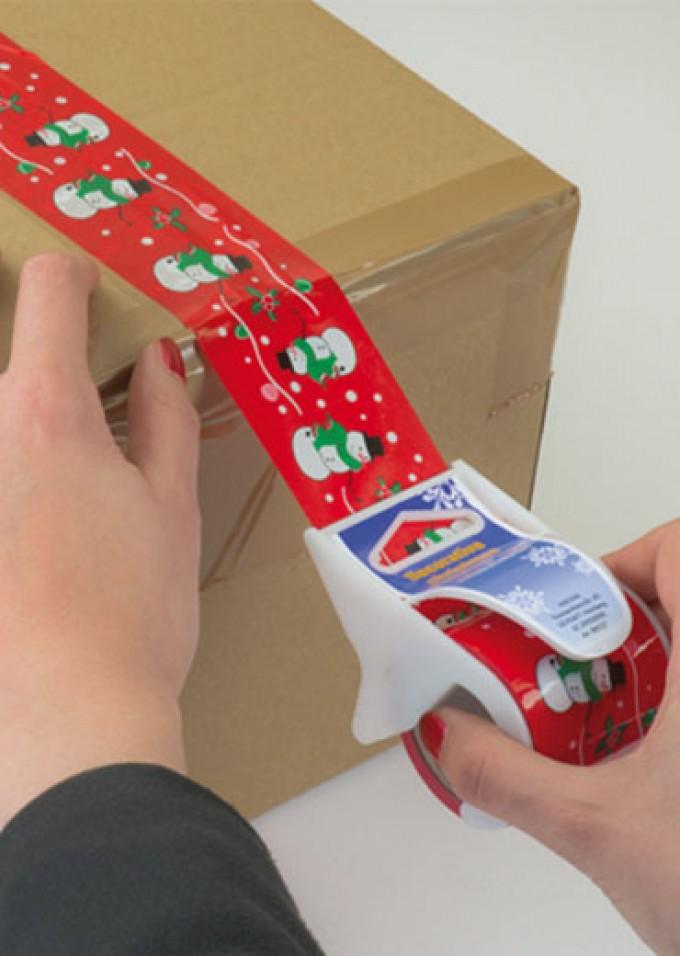 Weihnachts-Geschenkklebeband, Weihnachtsgeschenke « Merkur Werbemittel