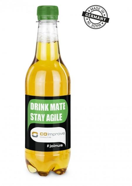 Werbe-Mate - PET 500 ml