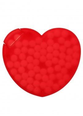Pfefferminzspender Herz