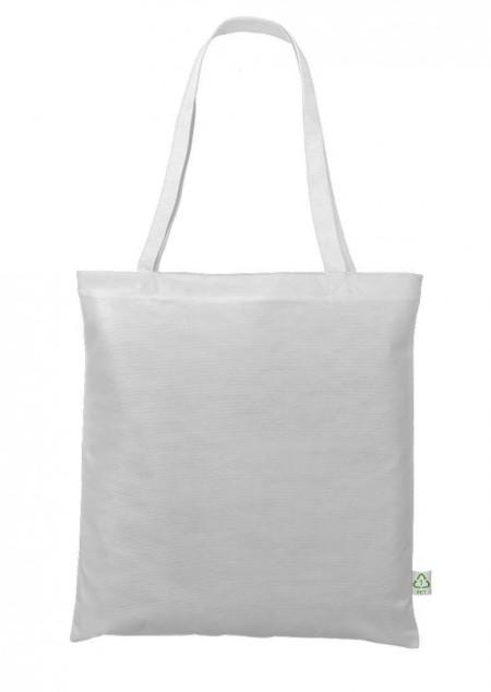 Recycling Tasche mit langen Henkeln