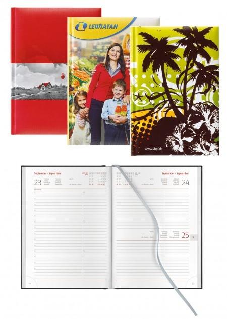 Buchkalender Classic Prismalux