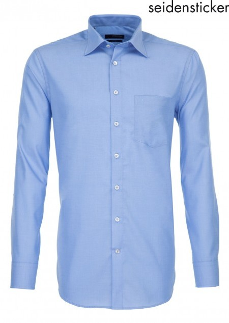 Seidensticker Langarm Hemd Regular Fit