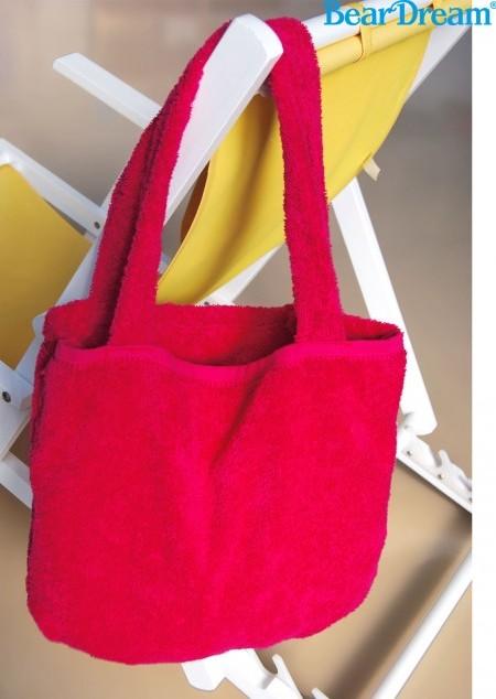 Strandtuch-Tasche