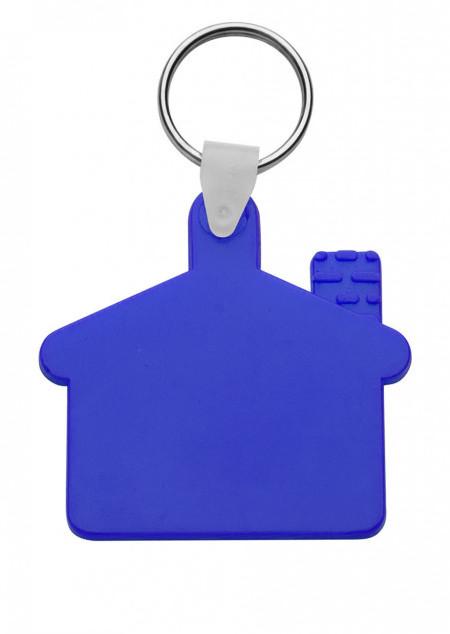Schlüsselanhänger in Hausform