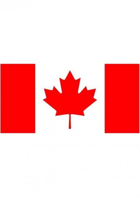 Fahne Kanada