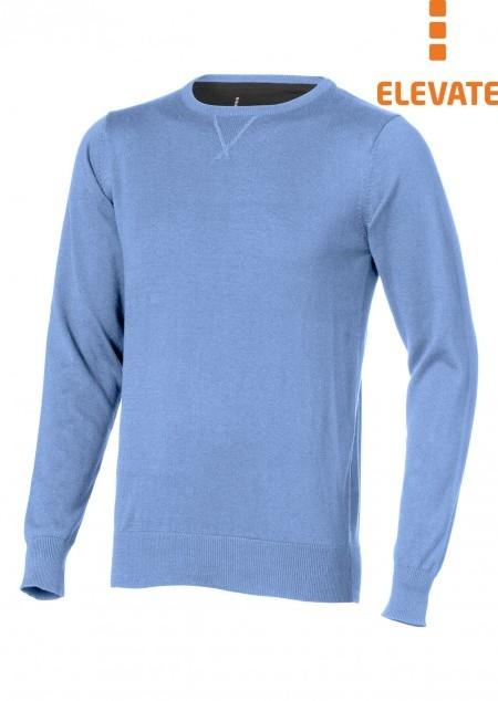Pullover mit Runhals Fernie