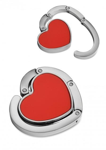 Taschenhalter in Herzform