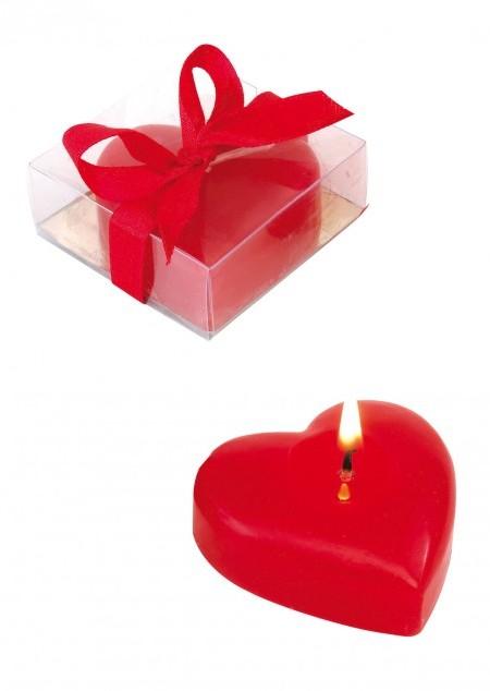 Herze-Duftkerze