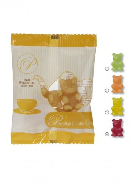 Tee-Bären® im Tütchen Kompostierbar