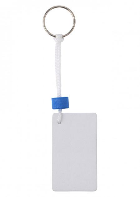 Schwimmdender Schlüsselanhänger 'Rectangle'