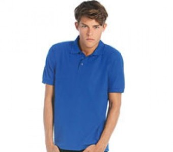 Polo-Shirts Basics & Herren Halbarm Mischgewebe