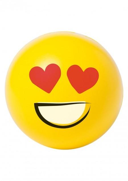 Antistress-Ball mit Emoji-Design