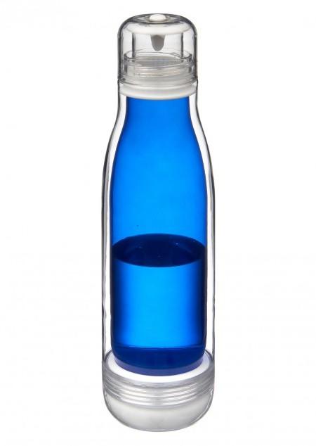 Spirit Sportflasche mit Glaseinsatz, 500 ml