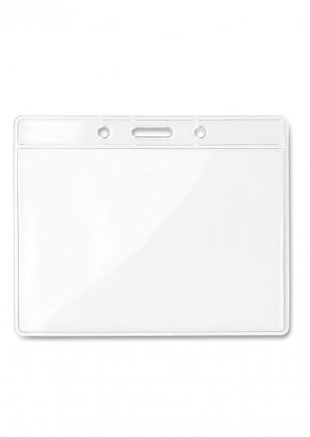 Transparente Kartenhülle