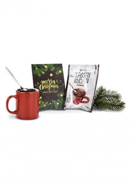 Tassenkuchen Merry Christmas