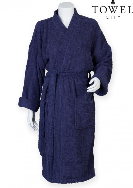 Kimono Bademantel