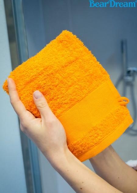 Waschhandschuh Economy