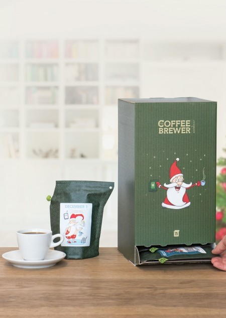 Kaffee-Adventskalender für 2