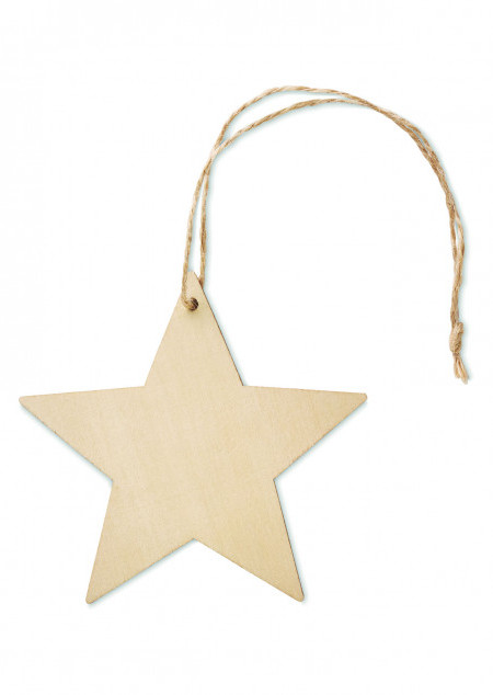 Weihnachtsschmuck Stern