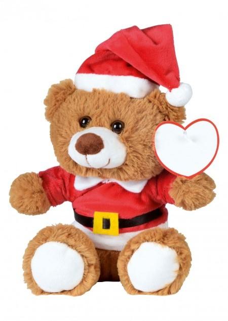 Weihnachtsteddy Klaus