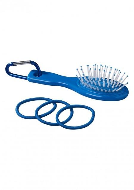 Jolie Haarbürste und Gummis