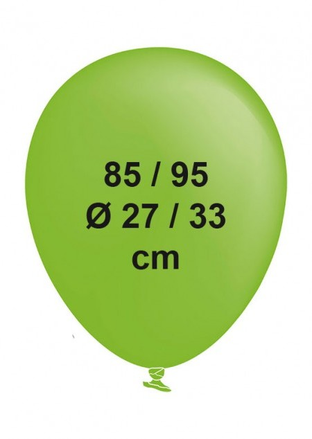 Standardballon Klein