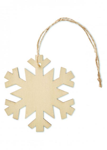 Weihnachtsschmuck Schneeflocke