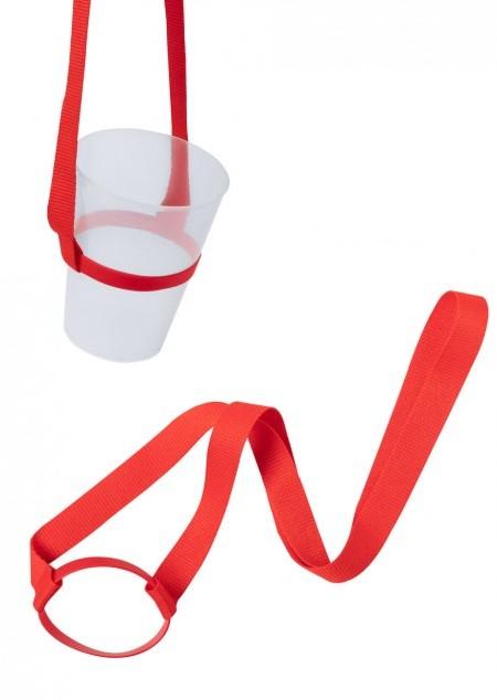 Lanyard mit Getränkehalter