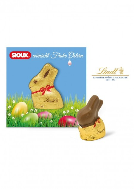 Lindt Mini Goldhase