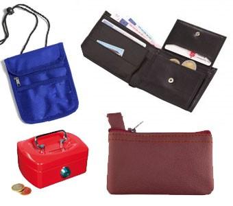 Schlüsseletuis & Brieftaschen