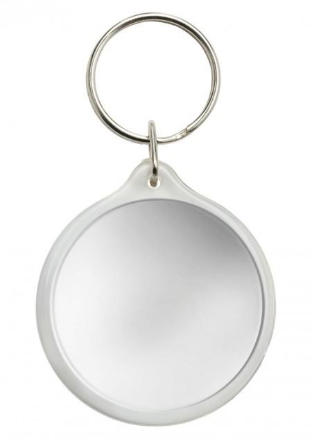 Schlüsselanhänger 'Jane' aus Kunststoff