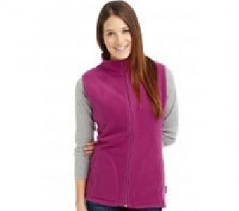 Fleece-Bodywarmer/-Westen Damen