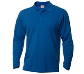 Polo-Shirts Kinder Langarm