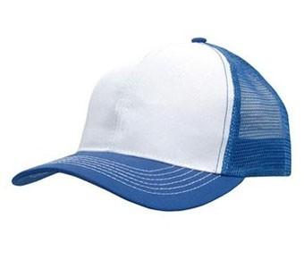 Mesh- / Tucker-Caps