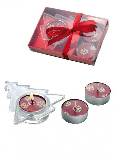 Kerzen 3er Set
