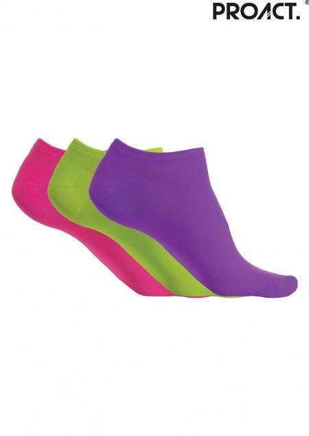 Mikrofaser-Socken, 3er-Pack