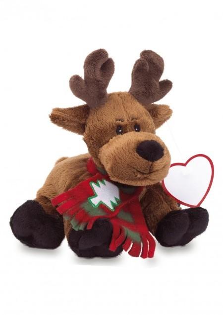 Plüsch-Elch Rudolph