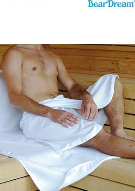 Herren Quick-Dry Sauna Kilt