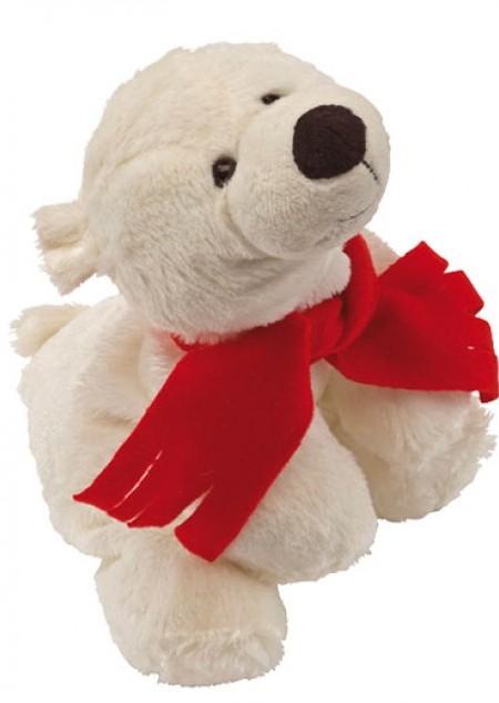 Plüsch-Eisbär