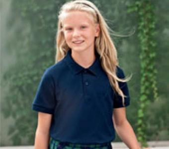 Polo-Shirts Kinder Halbarm