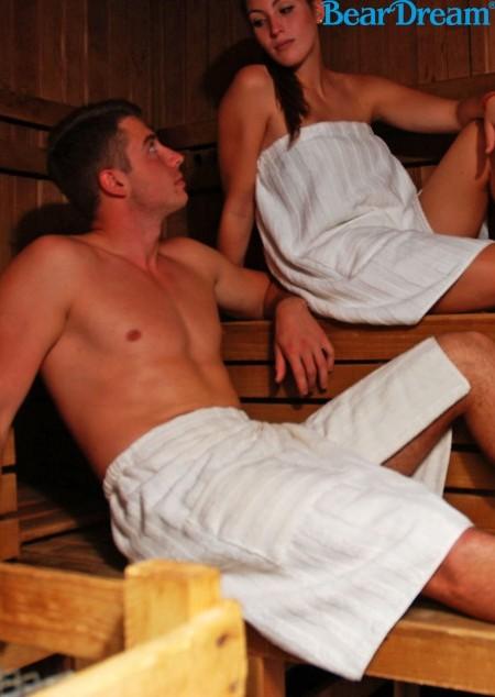 Herren Sauna-Kilt