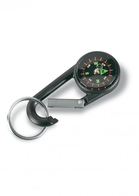 Schlüsselanhänger mit Kompass