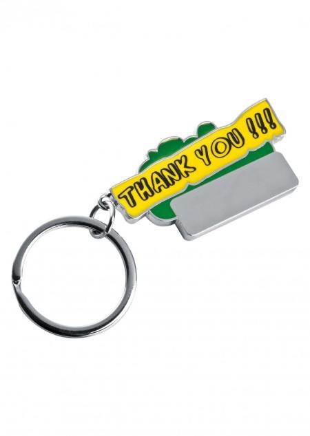 Schlüsselanhänger Thank you !!!