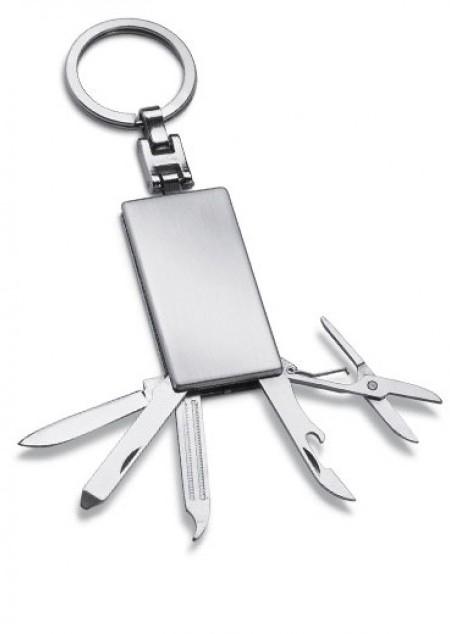 Werkzeugset mit Schlüsselanhänger REFLECTS-MILAN