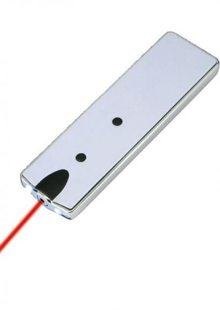 Laserpointer mit LED