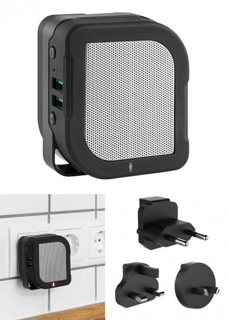 Metmaxx® Reiseadapter