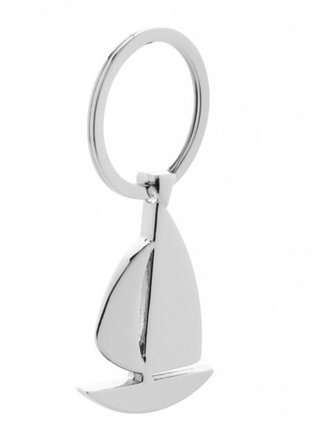 Schlüsselanhänger in Segelboot-Form