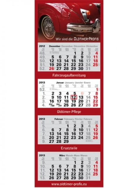 4-Monatsplaner Optimal 4