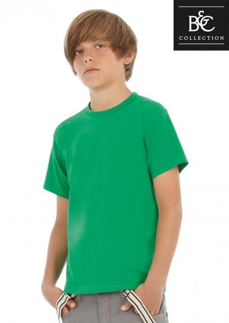 B+C Kinder-T-Shirt Exact 190